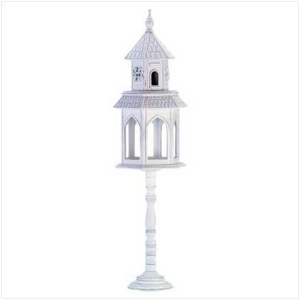 Victorian-Style Birdhouse  34702