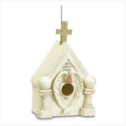 Church Birdhouse  38003