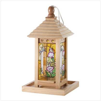 Victorian Church Bird Feeder  33231