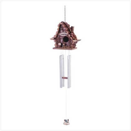 Birdhouse Windchime  34721