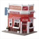 Soda Fountain Birdhouse   35145