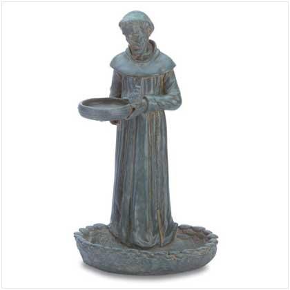 St. Francis Birdbath  34393