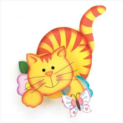 Cat Fence Topper  37885