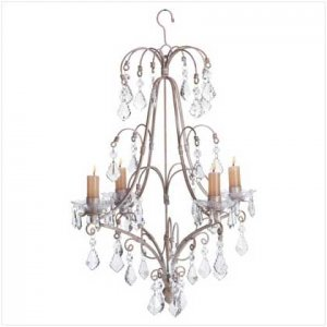 Elegant Candle Chandelier   33001