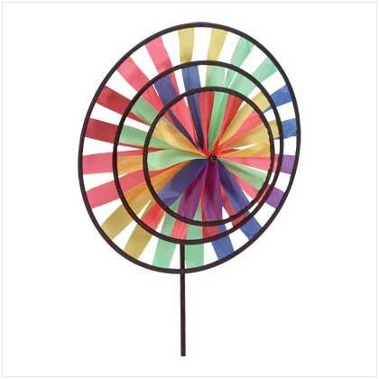 Rainbow Windwheel  33333
