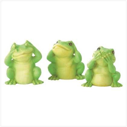 Frog Trio  35011