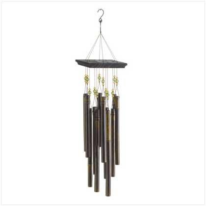 Bamboo Windchimes  38090