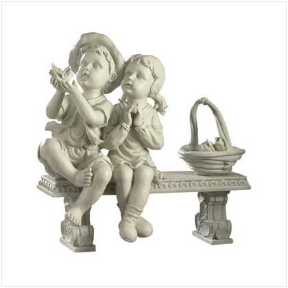 Childhood Garden Sculpture  32225