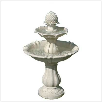Acorn Fountain  35144