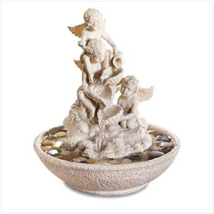 Cherub Fountain 33571