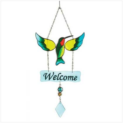 Hummingbird Suncatcher   38049