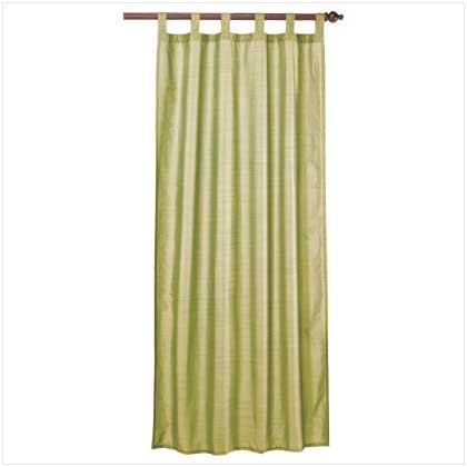 Green Polystrait Curtain  37029