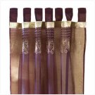 Royal Purple Curtain  35025