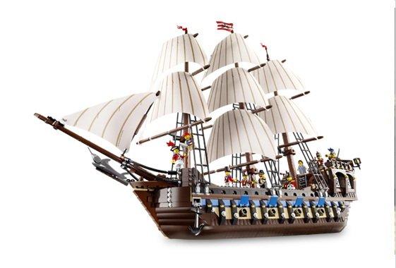 Lego Pirates: Imperial Flagship 10210