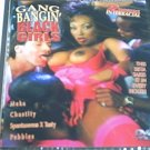 Adult DVD, Gang Bangin Black Girls (C-84)
