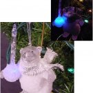 POLAR BEAR BUBBLE LIGHT Ornament ~ Midwest Cannon Falls ~ REALLY CUTE!