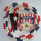 3 pc Patriotic Jewelry Set for July Forth
