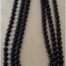 Vintage Stylish & Bold 3 Strand Necklace