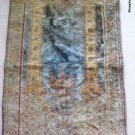 Vintage 12x16 Faded Tapestry Rug