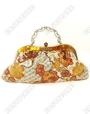 Pretty Beaded Handbag