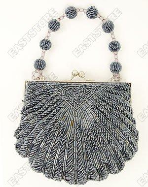 Pretty Beaded Evening Bag/Purse