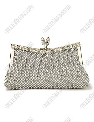 Aluminium Evening Bag