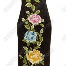Royal Silk Peony Embroidery Cheongsam