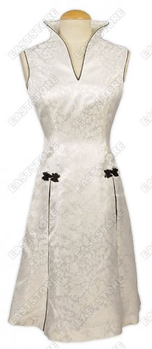 Unique Dragon Brocade Dress