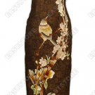 Junoesque Yulan Embroidery Silk Cheongsam