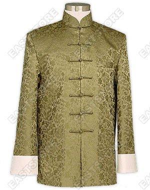 Smart Dragon Silk Brocade Man Jacket