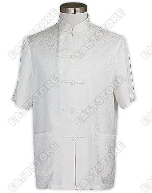 Powerful Dragon Silk Shirt