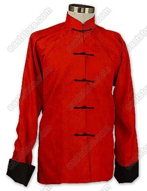 Cool Double Happiness Silk Tang Jacket