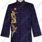 Colorful Dragon Embroidered Brocade Jacket