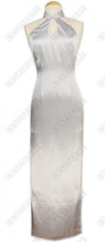 Midnight Temptress Silk Dress
