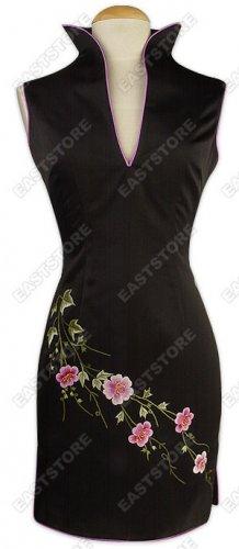 Midnight Rhapsody Banquet Mini Dress