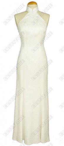 Marvellous Dragon Pattern Silk Dress