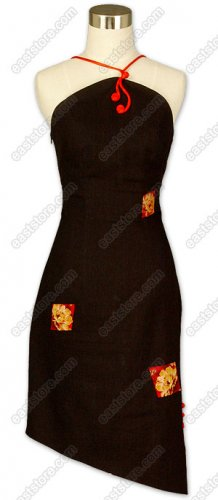 Fashionable Linen Dress