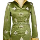 Elegant Chinese Knot Brocade Jacket