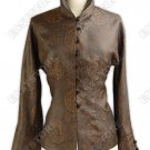 Longevity Icon Silk Crape Blouse