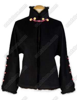 Graceful Cashmere/Wool Jacket