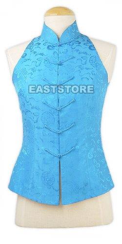 Comfortable Pure Silk Sleeveless Blouse