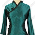 Exquisite 3/4-Length Sleeves Silk Blouses