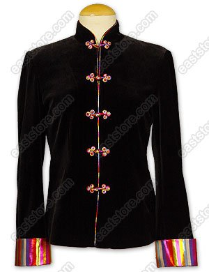 Functional Silk Velvet Jacket