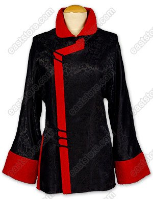 Chic Dragon Brocade Jacket