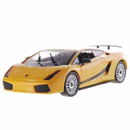 XQ MX43 Lamborghini Murcielago Roadster Display Car (Yellow)