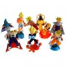 Dragon Ball Anime Figures (8-Figure Set)