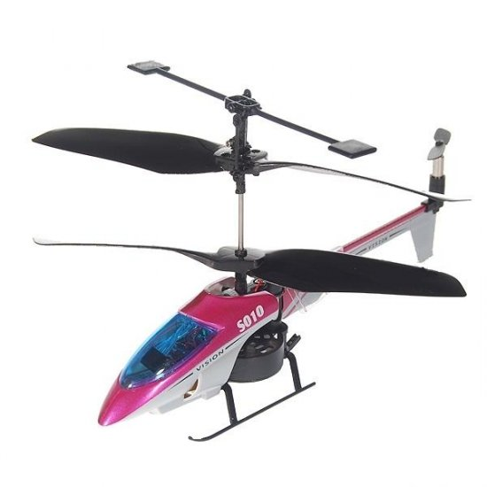 3-CH/Channel Mini Pocket R/C Helicopter