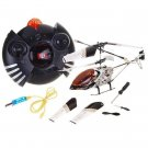 3-CH Palm-Size Mini R/C Helicopter Set (IR Remote) USB Rechargeable