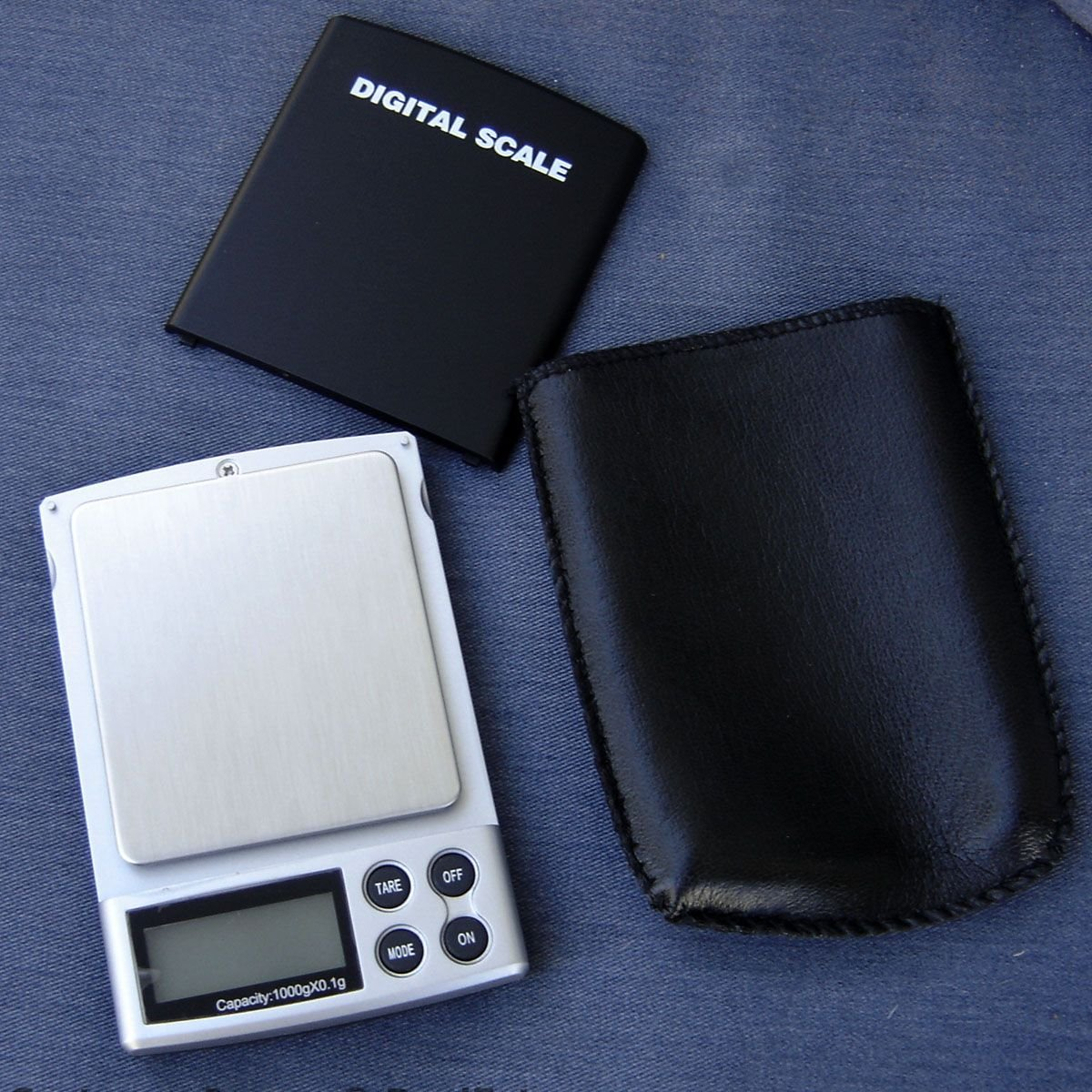 DIGITAL POCKET SCALE  1kg