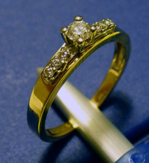 Diamond Enagement ring